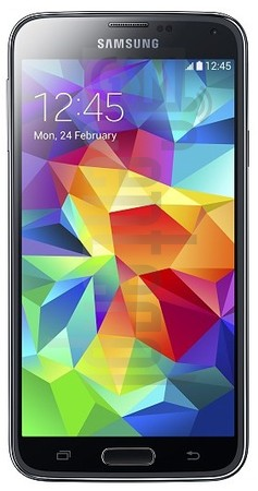 SAMSUNG G900W8 Galaxy S5 image on imei.info