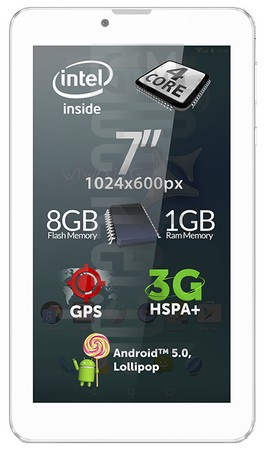 ALLVIEW Viva i7G image on imei.info