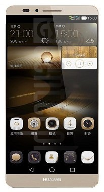 HUAWEI Ascend Mate 7 Monarch image on imei.info