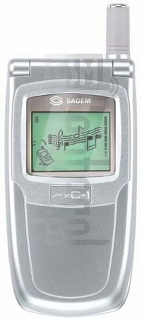 SAGEM MY C-1 image on imei.info