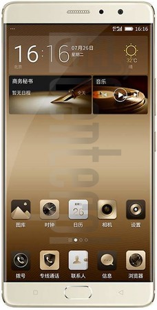 GIONEE M6 Plus image on imei.info