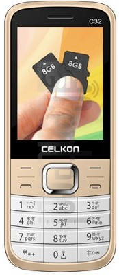 CELKON C32 image on imei.info