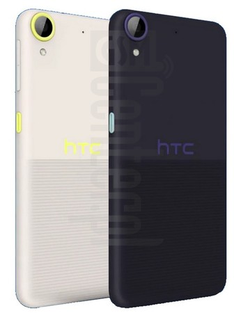 HTC Desire 650 image on imei.info