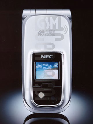 NEC N820 image on imei.info