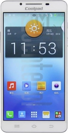CoolPAD 9190L image on imei.info