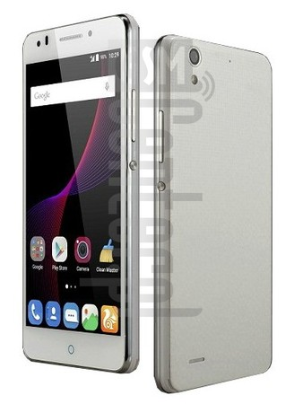 ZTE Blade D Lux image on imei.info