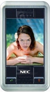 NEC N500 image on imei.info