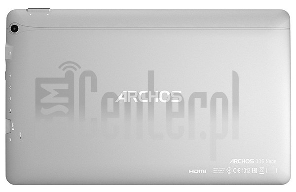 ARCHOS 116 Neon image on imei.info