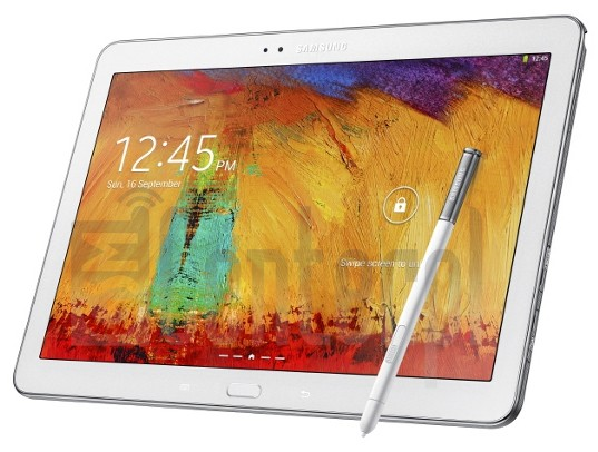 SAMSUNG P601 Galaxy Note 10.1 2014 3G image on imei.info