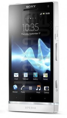 SONY Xperia NX SO-02D  image on imei.info
