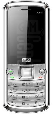 ARISE AX-11 image on imei.info