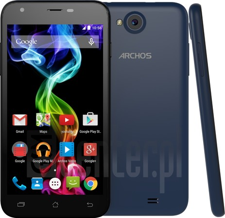ARCHOS AC50CPL image on imei.info