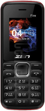 ZEN X47 Fire image on imei.info