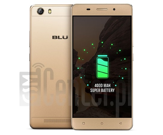 BLU Energy X LTE image on imei.info