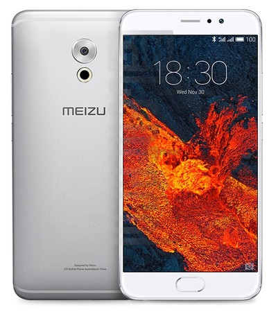 MEIZU Pro 6 Plus 128GB image on imei.info