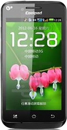 CoolPAD 8710 image on imei.info