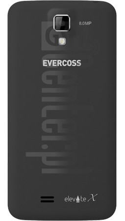 EVERCOSS Elevate X A74B  image on imei.info