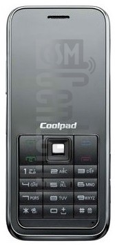 CoolPAD 2618 image on imei.info