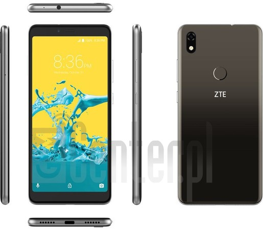 ZTE Blade Max 2s image on imei.info