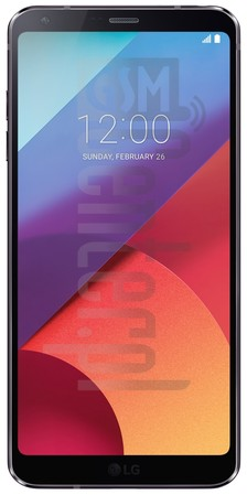 LG G6 US997 image on imei.info