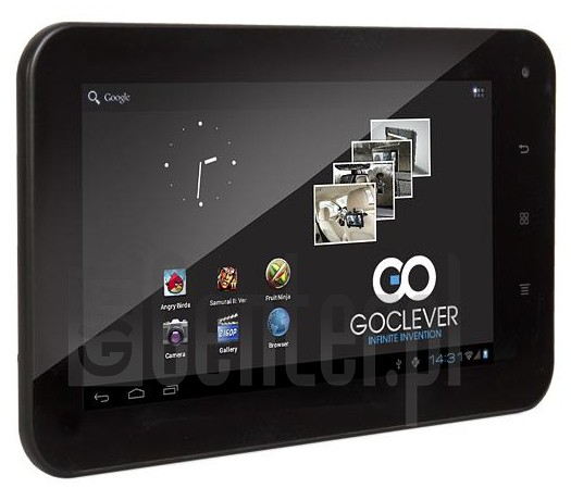 IMEI Check GOCLEVER Tab 7500 on imei.info