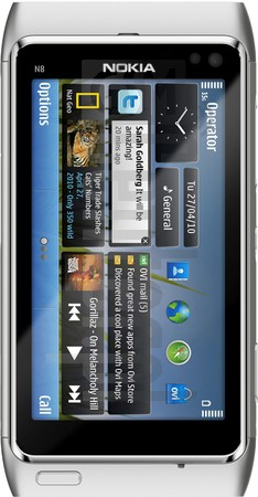 NOKIA N8 Specification - IMEI info