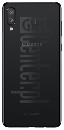 SAMSUNG Galaxy A8 Star image on imei.info