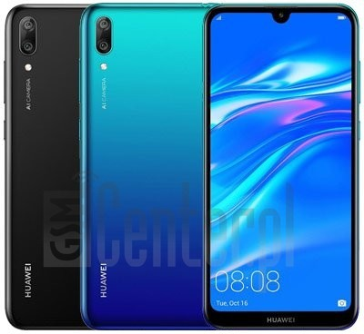 IMEI Check HUAWEI Y7 Prime 2019 on imei.info