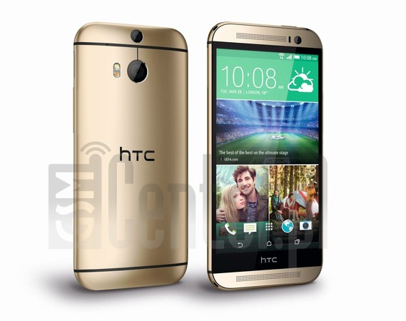 HTC One M8s image on imei.info