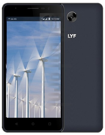 LYF Wind 4S image on imei.info