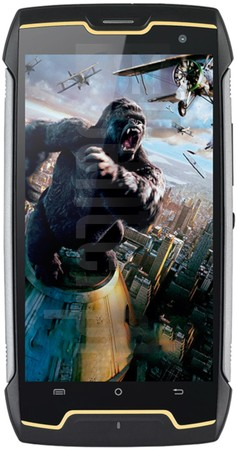 CUBOT King Kong image on imei.info