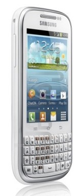 SAMSUNG B5330 Galaxy Chat image on imei.info