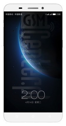 LeTV S1 image on imei.info