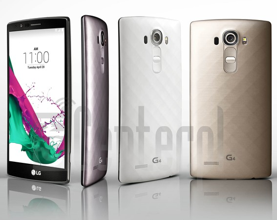 LG G4 H812 (Canada) image on imei.info
