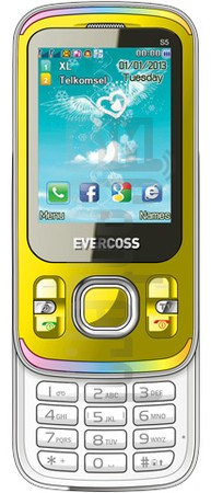 EVERCOSS S5 image on imei.info