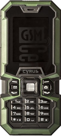 CYRUS CM5 Der Solide image on imei.info