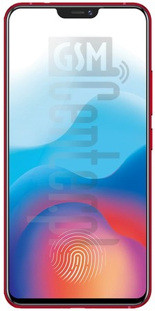 VIVO X21 image on imei.info