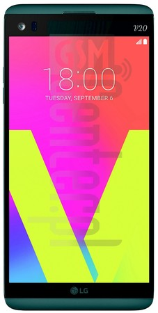 LG LS997 V20 (Sprint) Specification - IMEI info