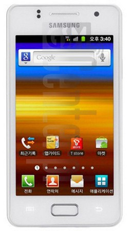 SAMSUNG M340S Galaxy M Style image on imei.info
