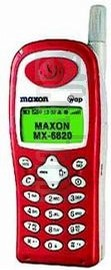 MAXON MX-6820 image on imei.info