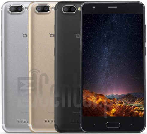 DOOGEE X20 Specification - IMEI info