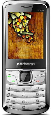 KARBONN KC999 image on imei.info