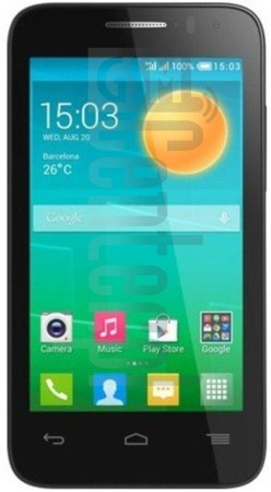 IMEI Check ALCATEL One Touch Pop D3 on imei.info