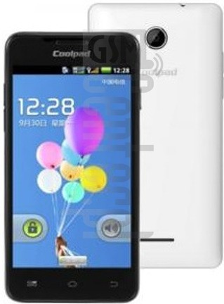 CoolPAD 5218D image on imei.info