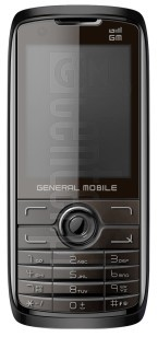 GENERAL MOBILE GF2F image on imei.info