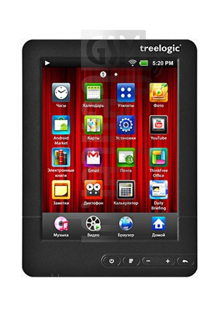 TREELOGIC Brevis 16Gb 801GWA C-Touch image on imei.info