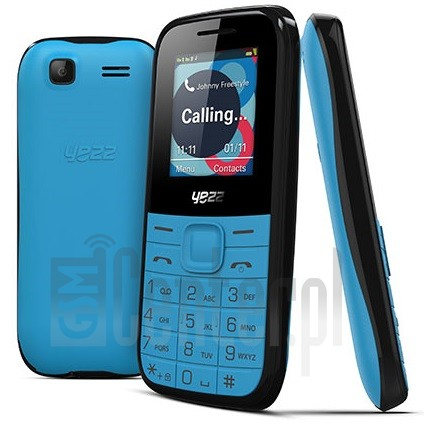 YEZZ CLASSIC C23A image on imei.info
