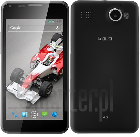 XOLO LT 900 image on imei.info