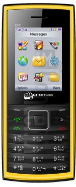 MICROMAX X101 image on imei.info