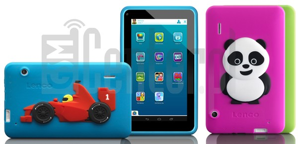 LENCO Kidztab-74 image on imei.info